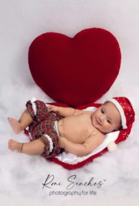 Ensaio Bebê Natal