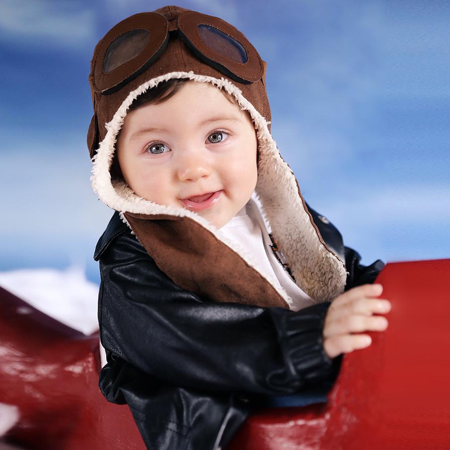 bebê avião