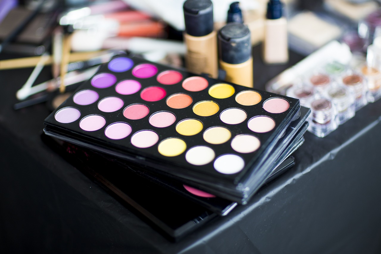 colors, makeup, cosmetic