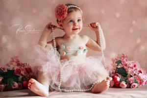 Book bebê bailarina